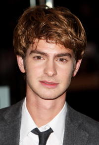Actor Andrew Garfield at the premiere of