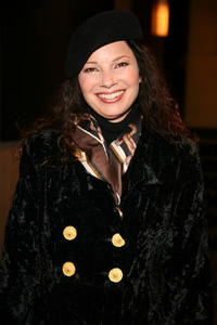 Fran Drescher at a New York screening of