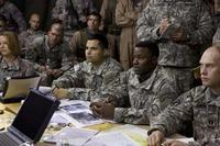 Michael Pena and Derek Luke in