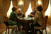 Kristin Scott Thomas, Lauren Bacall, Woody Harrelson and Lily Tomlin in