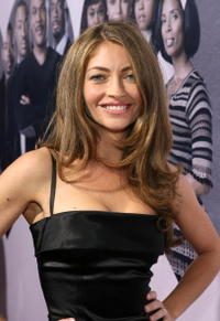 Actress Rebecca Gayheart at the L.A. premiere of