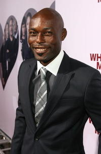 Actor Jimmy Jean-Louis at the L.A. premiere of