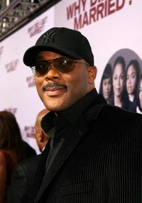 Actor and director Tyler Perry at the L.A. premiere of