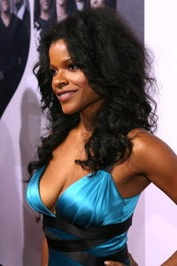 Actress Keesha Sharp at the L.A. premiere of