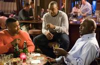 Michael J. White, Malik Yoba and Richard T. Jones in
