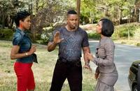 Kaira Whitehead, Michael J. White and Tasha Smith in