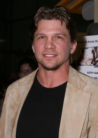 Actor Marc Blucas at the L.A. premiere of