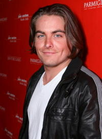 Actor Kevin Zegers at the L.A. premiere of