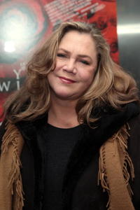 Actress Kathleen Turner at the N.Y. premiere of