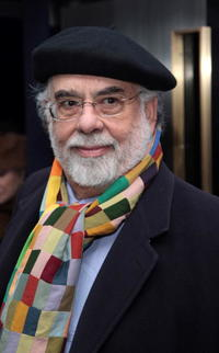 Director Francis Ford Coppola at the N.Y. premiere of