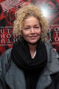Actress Amy Irving at the N.Y. premiere of