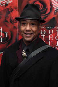 Actor Giancarlo Esposito at the N.Y. premiere of