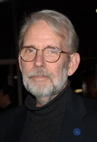 Film Editor Walter Murch at the Beverly Hills premiere of
