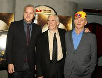 Tim Robbins, Martin Landau and Bill Murray at the New York premiere of