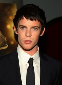 Harry Treadaway at the New York premiere of