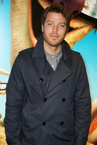 Rick Edwards at the London premiere of