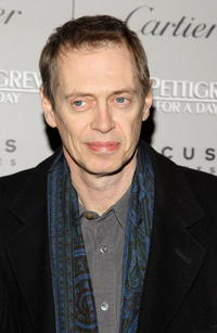 Actor Steve Buscemi at the N.Y. premiere of