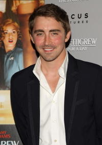 Actor Lee Pace at the N.Y. premiere of
