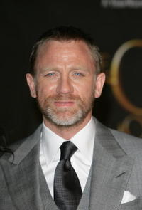 Actor Daniel Craig at the New Line Cinema 40th Anniversary