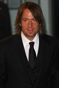 Musician Keith Urban at the London premiere of