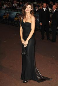 Elisabetta Canalis at the London premiere of
