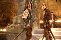 Ben Barnes and William Moseley in
