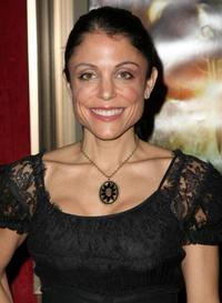 Bethenny Frankel at the New York premiere of