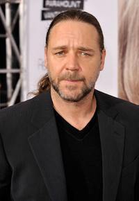 Russell Crowe at the California premiere of