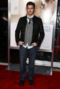 Dave Annable at the California premiere of