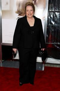 Kathy Bates at the California premiere of