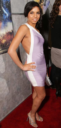 Actress Danielle Polanco at the L.A. premiere of