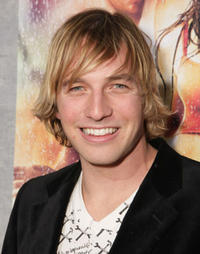 Actor Ryan Hansen at the L.A. premiere of