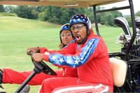 Raven-Symone and Martin Lawrence in