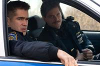Colin Farrell as Jimmy Egan and Shea Whigham as Kenny Dugan in