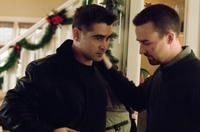Colin Farrell as Jimmy Egan and Edward Norton as Ray Tierney in