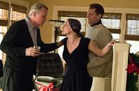 Jon Voight as Francis Tierney, Sr., Jennifer Ehle as Abby Tierney and Noah Emmerich as Francis Tierney, Jr. in