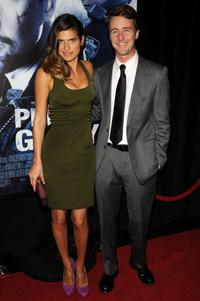 Lake Bell and Edward Norton at the New York premiere of