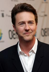 Edward Norton at the Canada premiere of