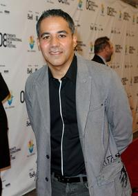 John Ortiz at the Canada premiere of