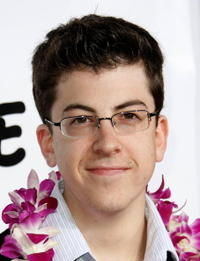Actor Christopher Mintz-Plasse at the Hollywood premiere of