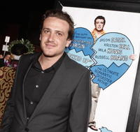 Actor Jason Segel at the Hollywood premiere of