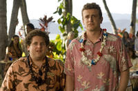Jonah Hill and Jason Segel in