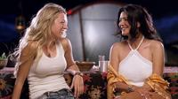 Blake Lively as Bridget and Shohreh Aghdashloo as Nasrin Mehani in