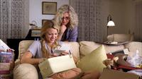 Blake Lively as Bridget and Blythe Danner as Greta in