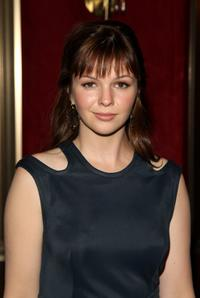 Amber Tamblyn at the New York premiere of