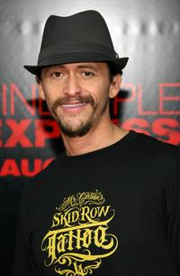 Clifton Collins Jr. at the California premiere of