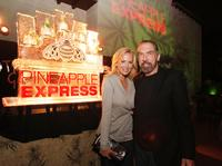 Eloise and John Paul DeJoria at the after party of the California premiere of