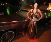 Adrianne Curry at the after party of the California premiere of