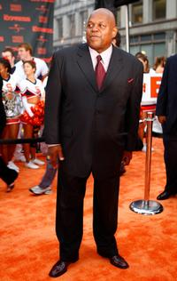 Charles S. Dutton at the New York premiere of