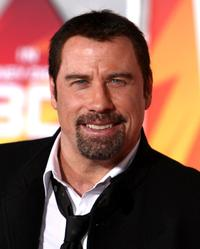 John Travolta at the California premiere of